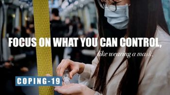 Centers for Disease Control and Prevention TV Spot, 'Coping-19: Control' - Thumbnail 7