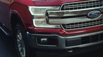 Ford Built for the Holidays Sales Event TV Spot, 'Bring the Tree' [T1]