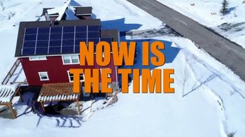 Power Home Solar & Roofing TV Spot, 'Cold Blustery Winters: $2000 Cash Back'