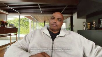 Capital One Shopping TV Spot, 'Golf Lessons' Featuring Charles Barkley, Samuel L. Jackson - 25 commercial airings