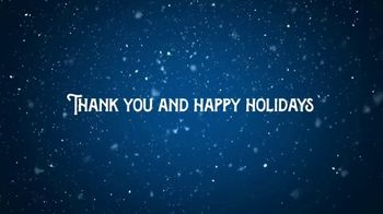 Comcast Business TV Spot, 'Thank You and Happy Holidays' - Thumbnail 9