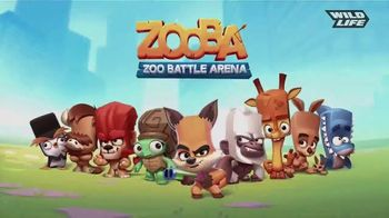 Zooba Zoo Battle Arena TV Spot, 'Sneak Attack'