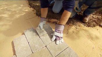 Pavestone TV Spot, 'Transform Your Backyard' - Thumbnail 4