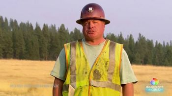 Discovery+ TV Spot, 'Gold Rush: Freddy Dodge's Mine Rescue' - Thumbnail 3