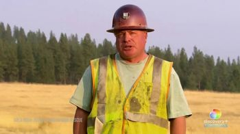 Discovery+ TV Spot, 'Gold Rush: Freddy Dodge's Mine Rescue' - Thumbnail 4