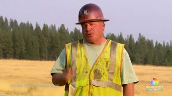 Discovery+ TV Spot, 'Gold Rush: Freddy Dodge's Mine Rescue' - Thumbnail 5