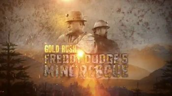 Discovery+ TV Spot, 'Gold Rush: Freddy Dodge's Mine Rescue' - Thumbnail 6