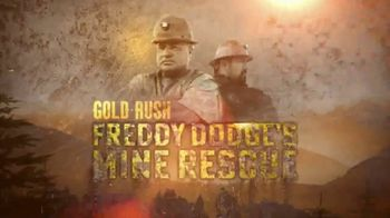 Discovery+ TV Spot, 'Gold Rush: Freddy Dodge's Mine Rescue' - Thumbnail 7