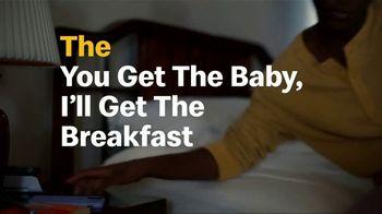 McDonald's Bagel Sandwich TV Spot, 'You Get the Baby Meal: Steak, Egg & Cheese Bagel' - Thumbnail 5