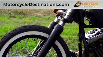 Law Tigers TV Spot, 'Get Back Out and Ride: Ultimate Prize Pack' - Thumbnail 1