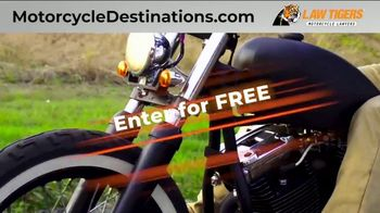 Law Tigers TV Spot, 'Get Back Out and Ride: Ultimate Prize Pack' - Thumbnail 10