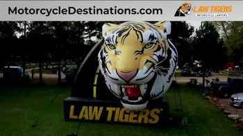 Law Tigers TV Spot, 'Get Back Out and Ride: Ultimate Prize Pack' - Thumbnail 2