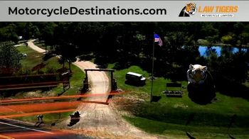 Law Tigers TV Spot, 'Get Back Out and Ride: Ultimate Prize Pack' - Thumbnail 5