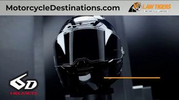 Law Tigers TV Spot, 'Get Back Out and Ride: Ultimate Prize Pack' - Thumbnail 6