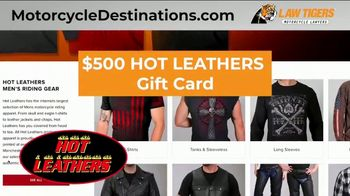 Law Tigers TV Spot, 'Get Back Out and Ride: Ultimate Prize Pack' - Thumbnail 8
