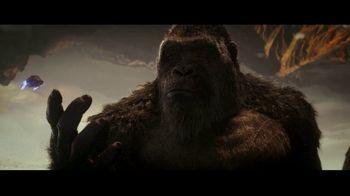 Godzilla vs. Kong - 11 commercial airings