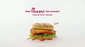 Chick-fil-A Grilled Spicy Deluxe TV Spot, 'The Little Things: Jake and Amber'