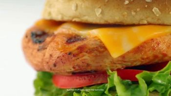 Chick-fil-A Grilled Spicy Deluxe TV Spot, 'The Little Things: Jake and Amber' - Thumbnail 2