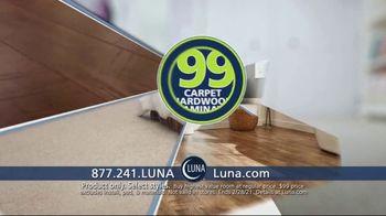 Luna Flooring $99 Sale TV Spot, 'New Floors You'll Love' - Thumbnail 7