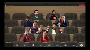 Microsoft Teams TV Spot, 'Where There's a Team, There's a Way' - Thumbnail 8