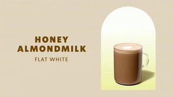 Starbucks Honey Almondmilk TV Spot, 'Do You' - Thumbnail 7