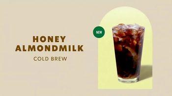 Starbucks Honey Almondmilk TV Spot, 'Do You' - Thumbnail 6