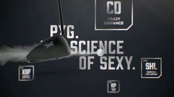 Parsons Xtreme Golf 0211 Collection TV Spot, 'The Science Behind the Sexy' - Thumbnail 1