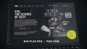Parsons Xtreme Golf 0211 Collection TV Spot, 'The Science Behind the Sexy' - Thumbnail 8