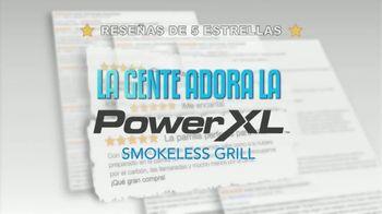 Power XL Smokeless Grill TV Spot, 'Tecnología de extracción de humo' [Spanish]