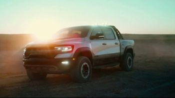 2021 Ram 1500 TRX TV Spot, 'Sandman' Song by SYML [T1]