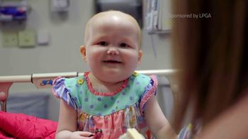 St. Jude Children's Research Hospital TV Spot, 'LPGA: CME Group: Dreams' Featuring Cheyenne Knight - Thumbnail 9