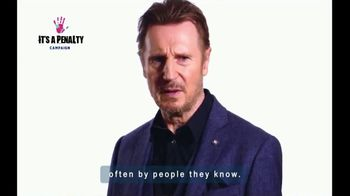It's a Penalty TV Spot, 'What's Human Trafficking?' Featuring Liam Neeson - Thumbnail 7