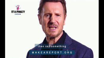 It's a Penalty TV Spot, 'What's Human Trafficking?' Featuring Liam Neeson - Thumbnail 9