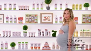 Palmer's Cocoa Butter Formula TV Spot, 'Care for Your Palmer's Belly' Featuring Krista Horton - Thumbnail 2