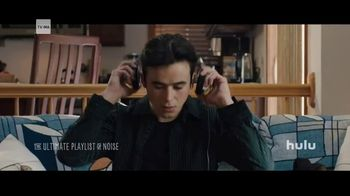 Hulu TV Spot, 'The Ultimate Playlist of Noise' Song by Wet - Thumbnail 1