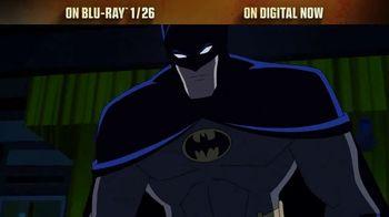 Batman: Soul of the Dragon Home Entertainment TV Spot