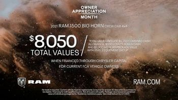 Ram Trucks Owner Appreciation Month TV Spot, 'Never Been Done Before' Song by Foo Fighters [T2] - Thumbnail 8