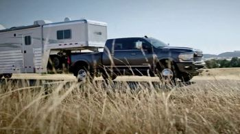 Ram Trucks Owner Appreciation Month TV Spot, 'Never Been Done Before' Song by Foo Fighters [T2] - Thumbnail 2