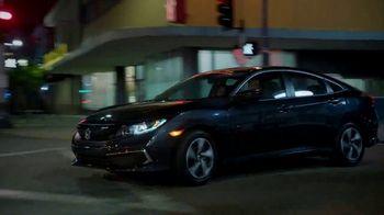 2020 Honda Civic LX TV Spot, 'Tortugas' [Spanish] [T2] - Thumbnail 2