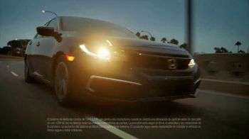 2020 Honda Civic LX TV Spot, 'Tortugas' [Spanish] [T2] - Thumbnail 3