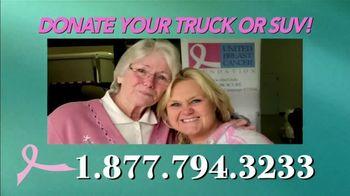 United Breast Cancer Foundation TV Spot, 'Old Car'