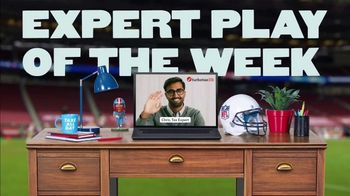 TurboTax Live TV Spot, 'Expert Play of the Week: Jaquan Johnson' - 2 commercial airings