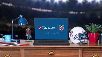 TurboTax Live TV Spot, 'Expert Play of the Week: Jaquan Johnson' - Thumbnail 9