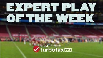 TurboTax Live TV Spot, 'Expert Play of the Week: Jaquan Johnson' - Thumbnail 2