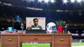 TurboTax Live TV Spot, 'Expert Play of the Week: Jaquan Johnson' - Thumbnail 8