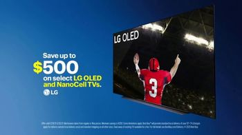 Best Buy LG OLED TV TV Spot, 'Get More Out of the Game' - Thumbnail 8