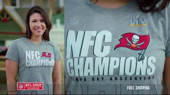 NFL Shop TV Spot, 'Tampa Bay Buccaneers NFC Champions' - Thumbnail 5