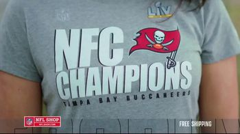 NFL Shop TV Spot, 'Tampa Bay Buccaneers NFC Champions' - Thumbnail 6