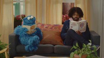 DoorDash Super Bowl 2021 Teaser TV Spot, 'Sesame Workshop: Reading' Feat. Daveed Diggs, Cookie Monster