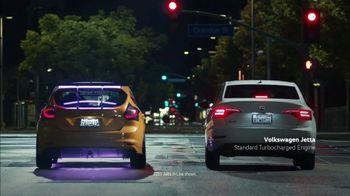 2021 Volkswagen Jetta TV Spot, 'Standard Turbocharged Engine' [T2]